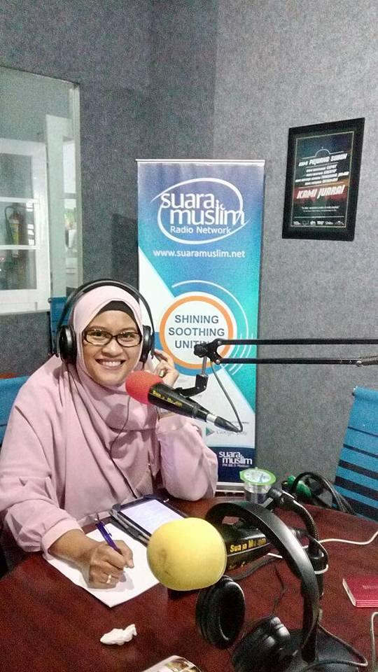 Sharing Tentang Digital Learning di Radio