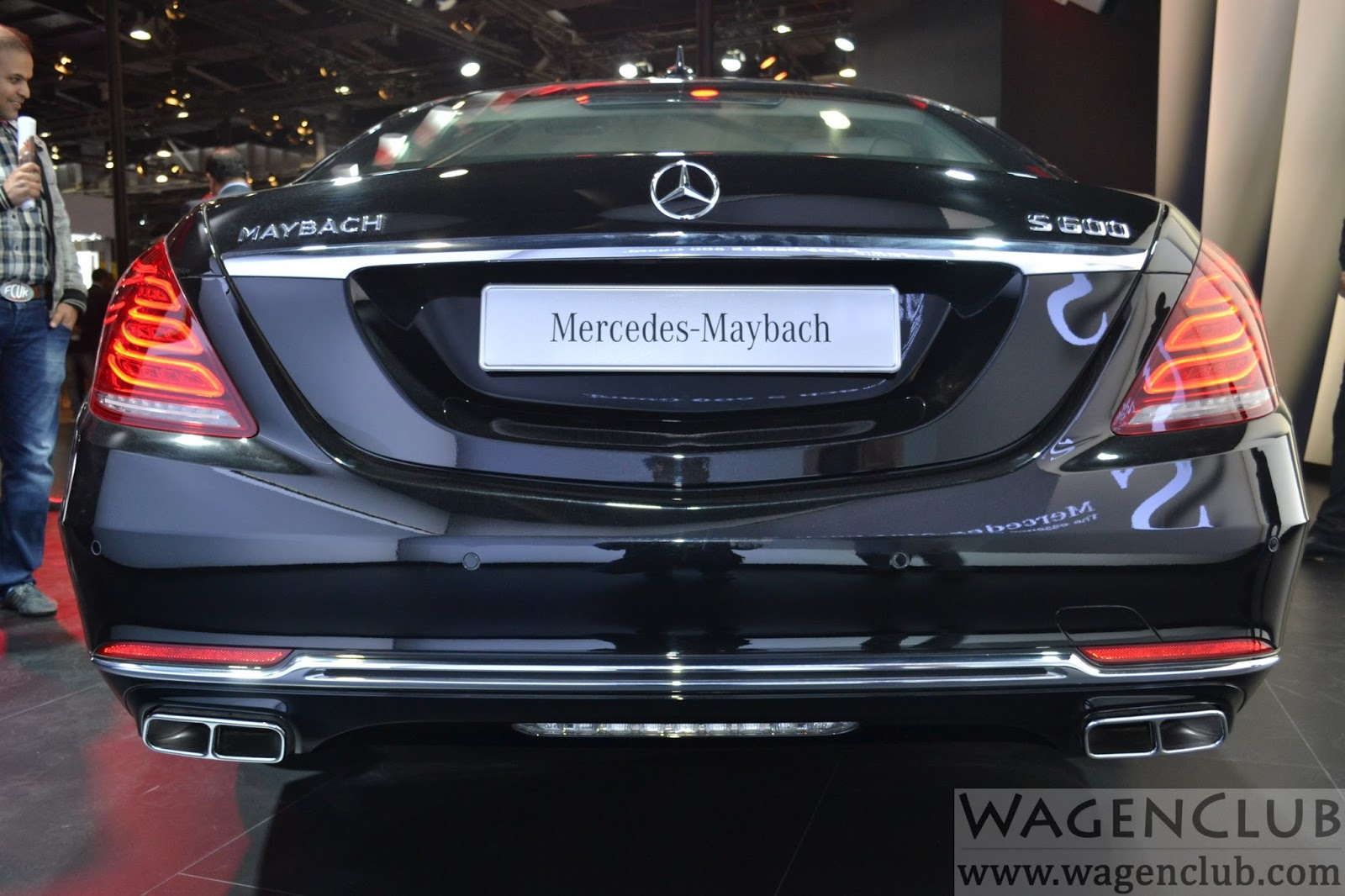 mercedes maybach s 600 guard 2016 auto expo wagenclub. Black Bedroom Furniture Sets. Home Design Ideas