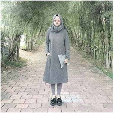 Model Hijab Kekinian 2018 Yang Paling Disukai