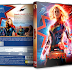 Capitã Marvel DVD Capa