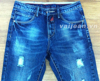 Vải jean cotton nam M26
