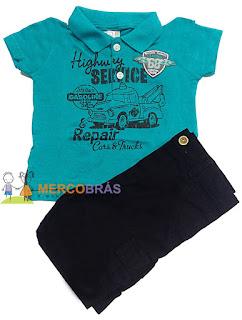 Lojistas de roupas infantis para revenda