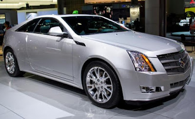 Cadilac CTS Dimensions