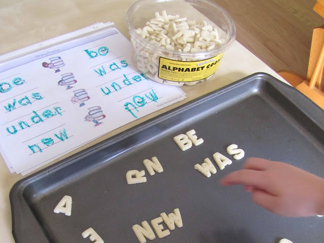 fun sight words activity for kids