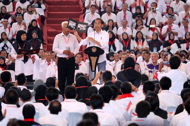 Janji Jokowi ke Tenaga Penyuluh Pertanian jadi ASN Hanya Lips Service di Tahun Politik