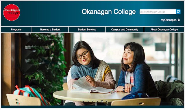 Okanagan College - Kelowna British Columbia