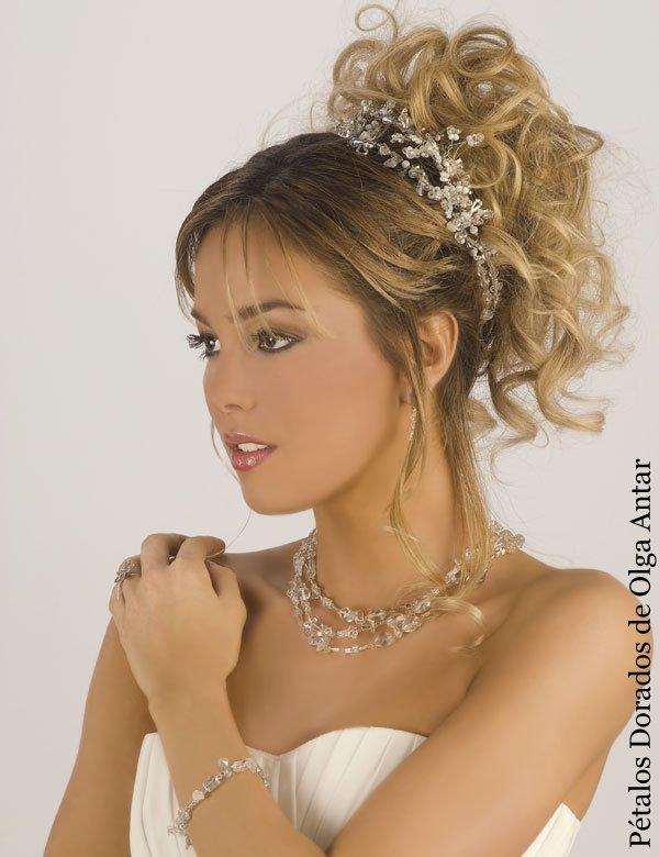 Peinados Con Diademas Para Bodas Finest Great Elegant Interesting