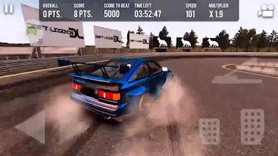 لعبة Drift Legends مهكرة جاهزة للاندرويد, لعبة Drift Legends مهكرة بروابط مباشرة