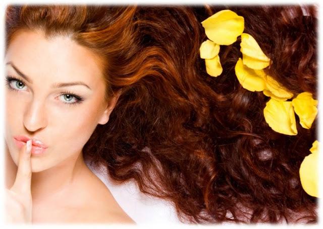 Evde Uygulanan Saç Bakım Maske Önerileri
