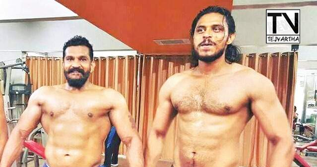 stuntment drowned, two stuntmen dead, Shooting accident, jumping from copter, bengaluru stuntment, Kannada Film Actors, Maasti Gudi, Duniya Vijay,