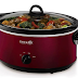 Crock-Pot Design To Shine 7-Quart Slow Cooker As Low As $3.99 (Retail $39.99)