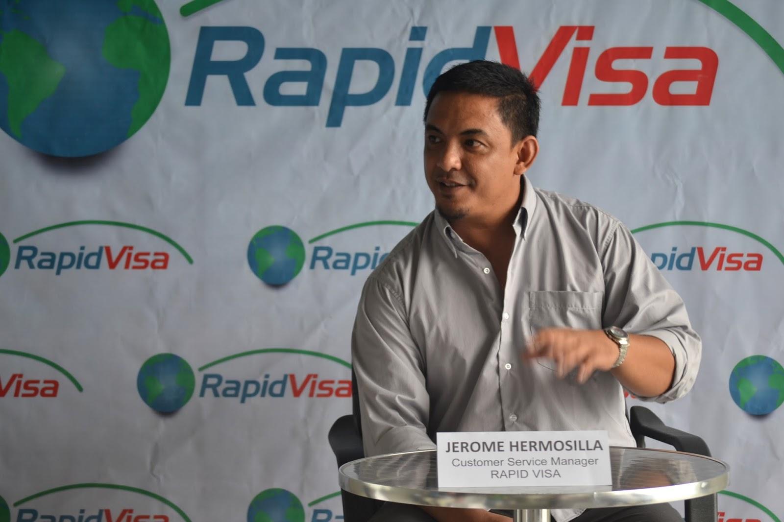 Rapidvisa review