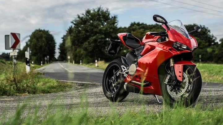 Ducati Panigale Wallpaper
