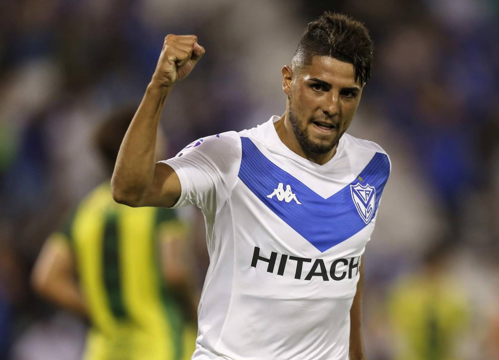 Maximiliano Romero se despidió de Vélez con emotivo mensaje