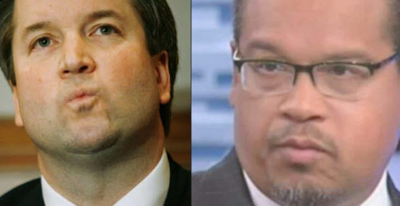 Keith Ellison's accuser calls out the blatant hypocrisy in her treatment by the Dems