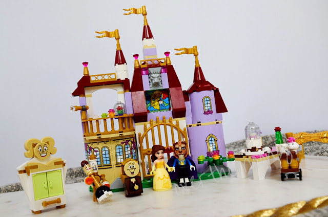 Lego Belle's Enchanted Castle