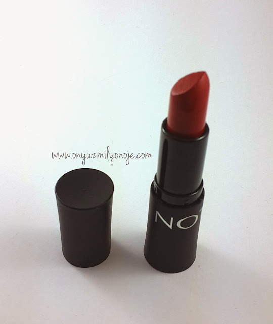 Note Rich Color Lipstick Merlot Ruj
