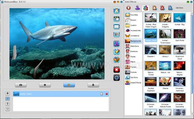 WebcamMax terbaru versi full version