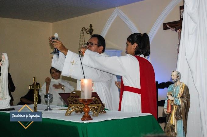Segundo dia da Festa do Padroeiro da Comunidade de formigueiro