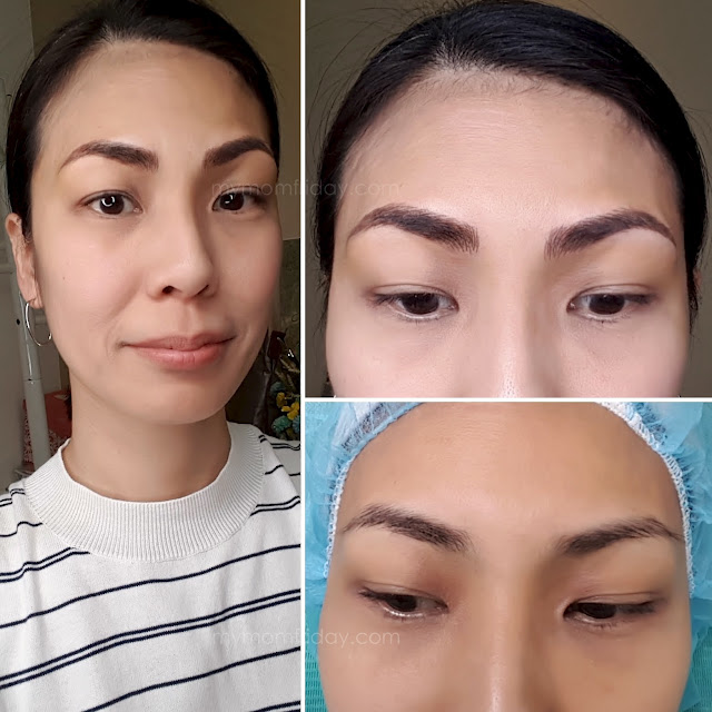 My Mom-Friday: Eyebrow Microblading at Skin House Beauty and