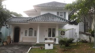 Rumah Murah Rp.2.3 M Nego Di Bukit Golf Hijau Sentul City (Code:91)