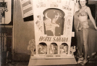Betty Welsh - Hotel Sahara