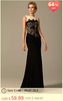 Top Lace Floor Length Evening Dress Formal Gown