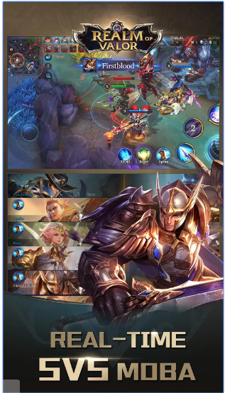 Game MOBA Online Android