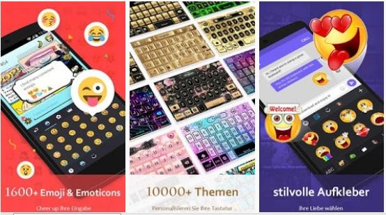 10 Aplikasi Keyboard Android Terbaik 2017