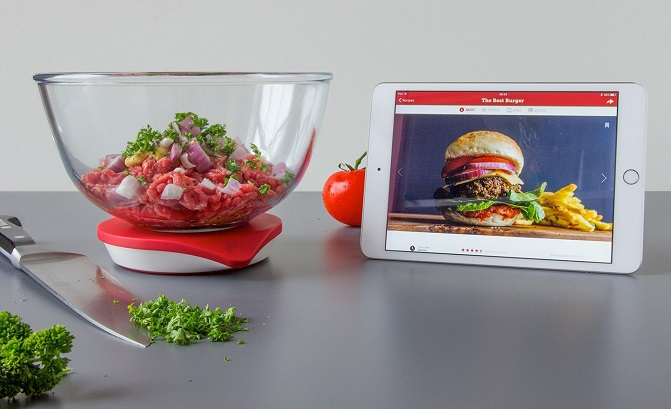 Smart Kitchen Scale