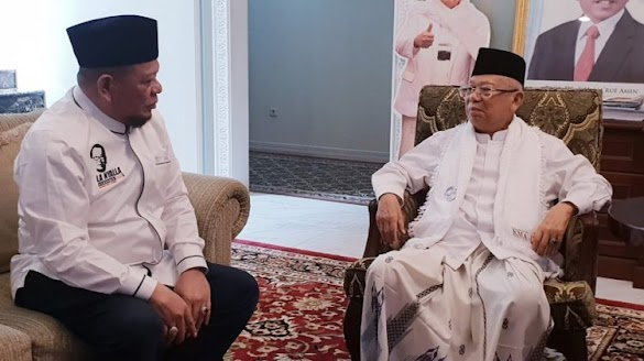 Gerindra: Sudah Ngaku Fitnah Jokowi, La Nyalla Harusnya Ditangkap
