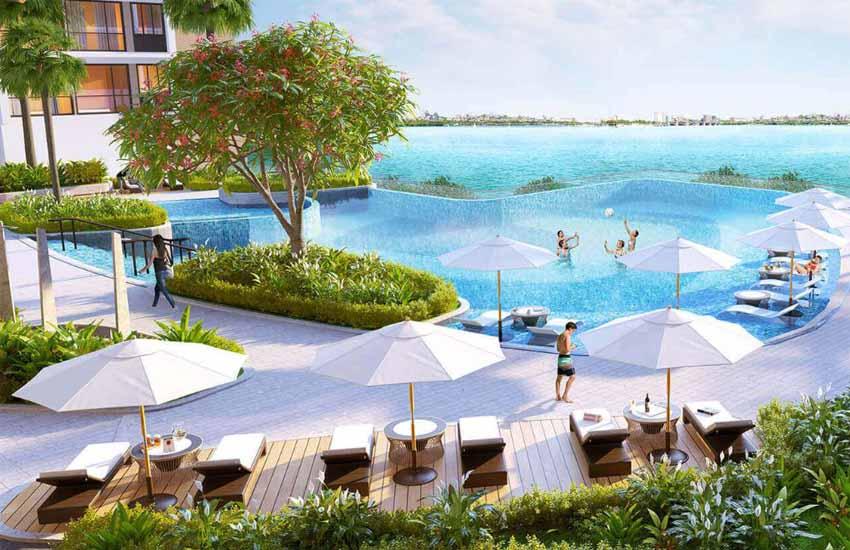 Mở bán Vinhomes Sky Lake Phạm Hùng