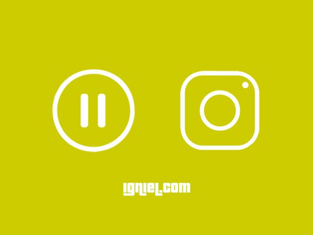 Mengaktifkan Alarm Pengingat Waktu Instagram