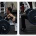 Modelo pronto de treino de musculação para glúteos