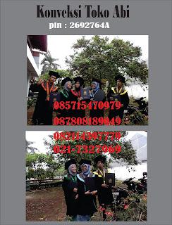 Tempat Pembuatan Toga Wisuda Daerah Bintaro, Pamulang, Ciputat