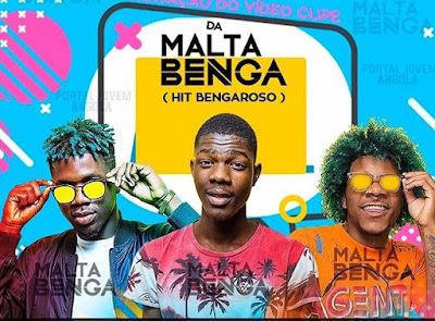 Malta Benga - Bengaroso (feat Agente Jimmy) [Baixar Afro House] 2020