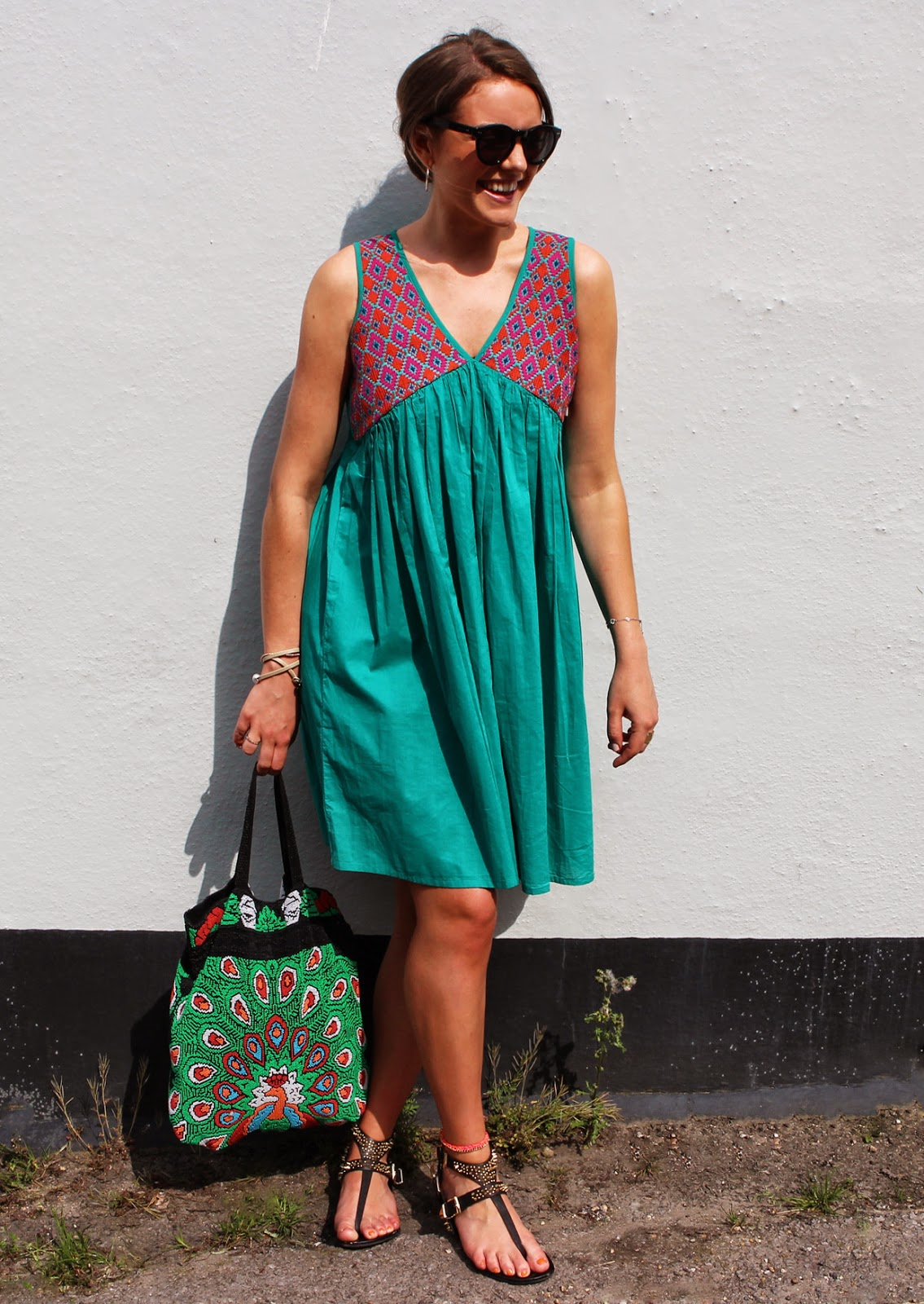 Holiday Dress - From Beach To Street