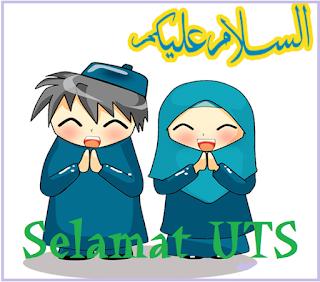 Soal Qur'an Hadits MI Kelas 1/2/3/4/5/6 Semester 1 Tahun Pelajaran 2017/2018