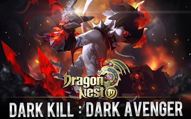 Keistimewaan Job Dark Avenger Dragon Nest M Indonesia dan Kekurangannya