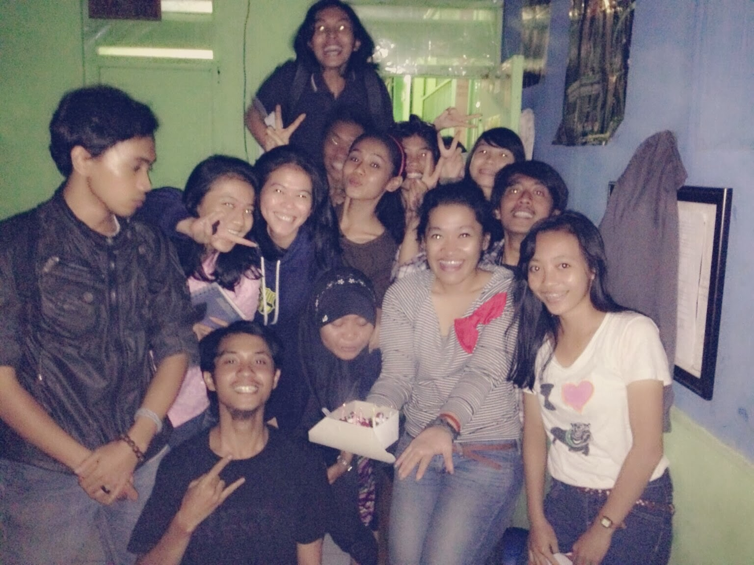 SB my lovely family {}