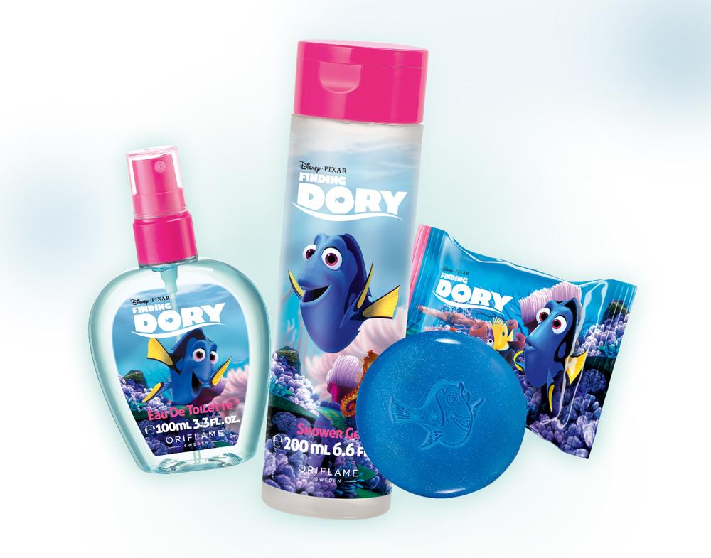 Coleção À Procura de Dory Disney Oriflame