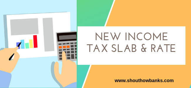 new income tax slab for 2019-20