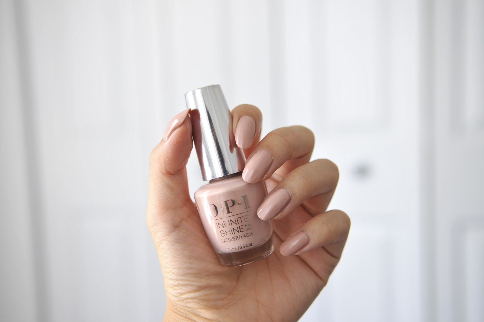 fun size beauty: 6 Shades of Nude - OPI Infinite Shine Summer 2016 ...