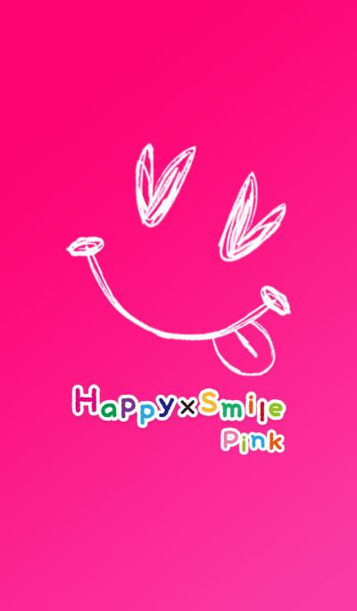 Happy Smile Pink