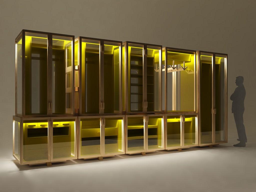 Wardrobe System By Hierve Housevariety
