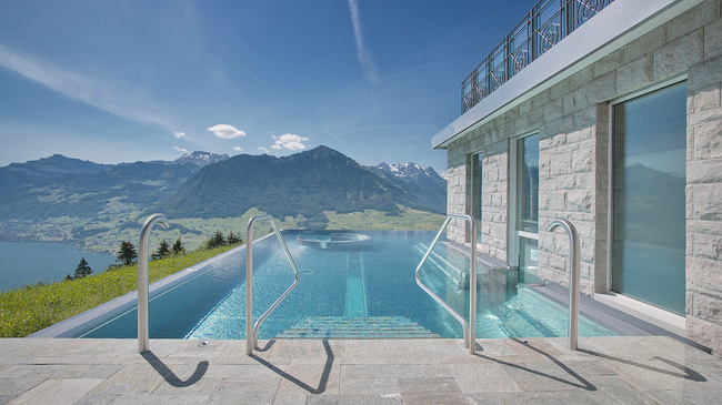 Hotel Villa Honegg, Szwajcaria, Hotele, spa, spa szwajcaria,