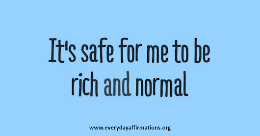 44 Powerful Affirmations for Money