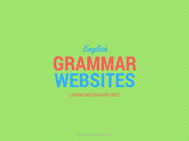 Best Websites to learn english grammar on Internet