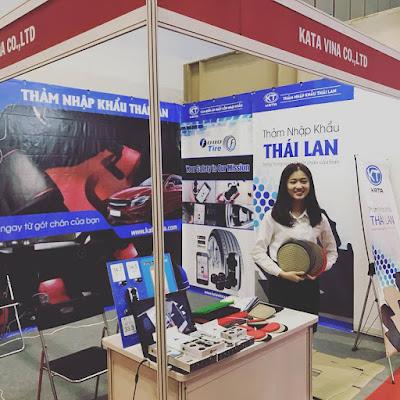 Thảm nhập khẩu Thái Lan - Back Liners