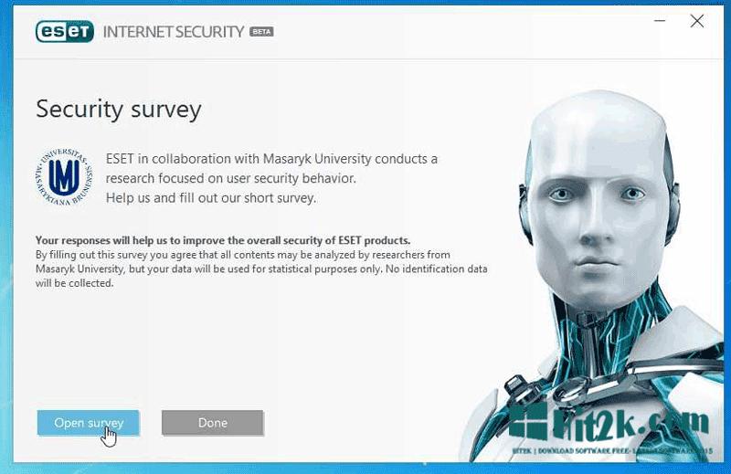 ESET NOD32 Antivirus 10 License Key With Activation Key Free